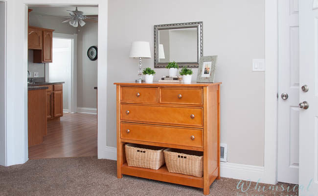 Staging a Rental Home For Sale