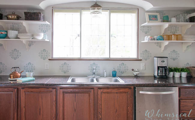Kitchen Dreams and Architectural Details